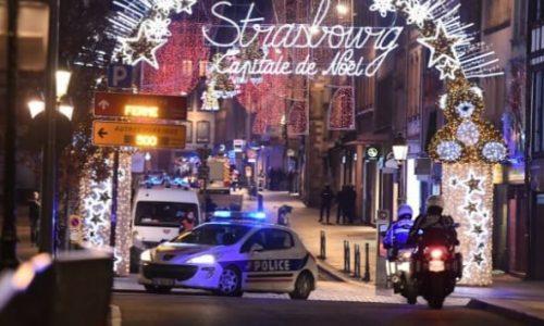 Attacco terroristico, Strasburgo nel sangue