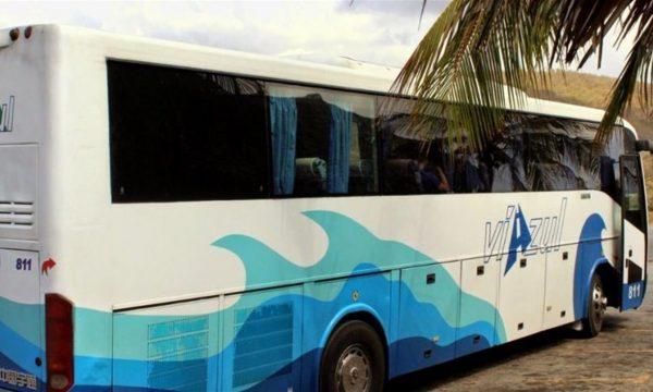 Bus della compagnia ViAzul fuori strada, 7 morti