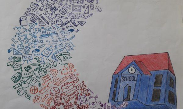 """Selezionato il disegno per il logo della testata """"L'eco della scuola"""""""