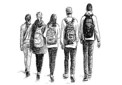 Pensieri di un'adolescente