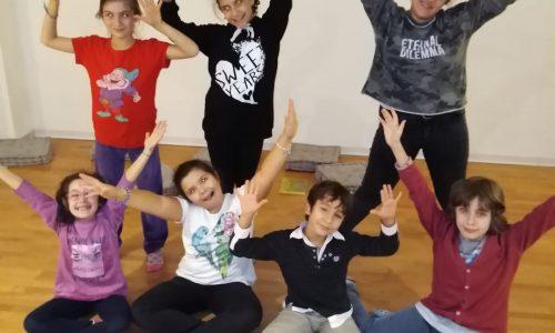 Il teatro: arte riscoperta da bambini e ragazzi