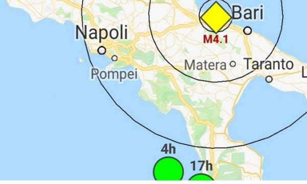 Panico a Ruvo di Puglia! Scuole inagibili?
