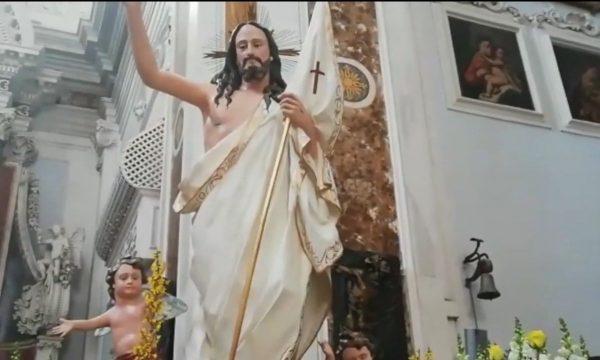 Processione di Gesù Risorto a Ruvo di Puglia