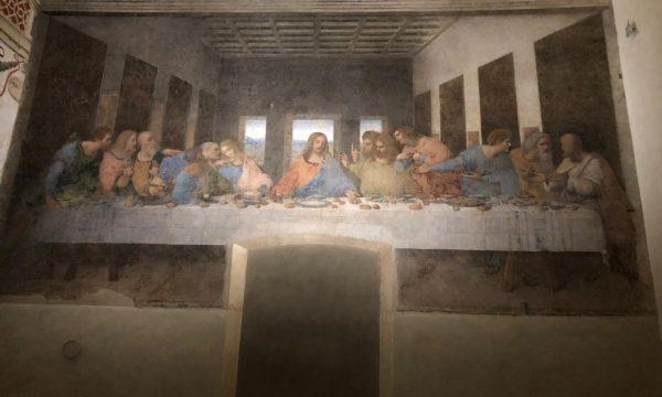 Milano Vagando: L'ultima Cena di Leonardo da Vinci