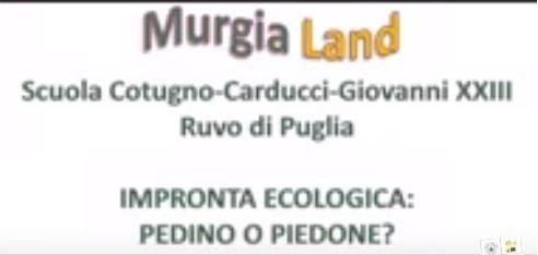 Murgia Land: viaggio nell'ambiente