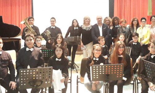 Concerto conclusivo dell'anno scolastico 2018/19