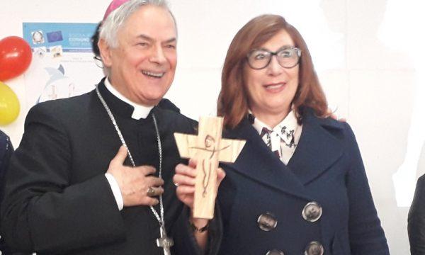 Saluto della Comunità scolastica al DS Lucia Sallustio