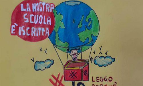 #ioleggoperchè alla Cotugno-Carducci-Giovanni XXIII di Ruvo di Puglia