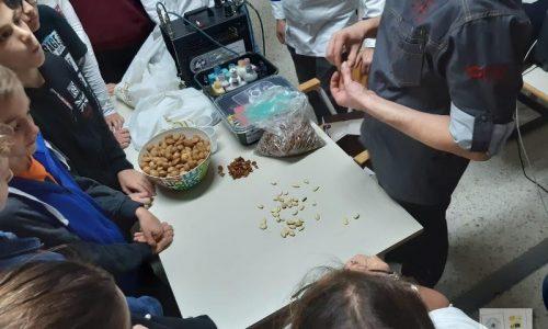 A scuola con gusto… esperienza sensoriale e di sapori