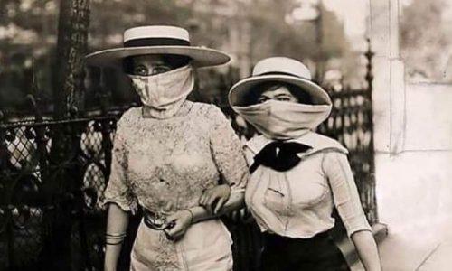 Quando l'epidemia era spagnola. Testimonianza di una nonna