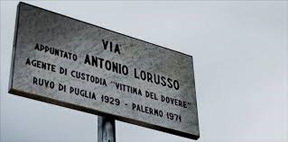 Una via per ricordare Antonio Lorusso, vittima innocente