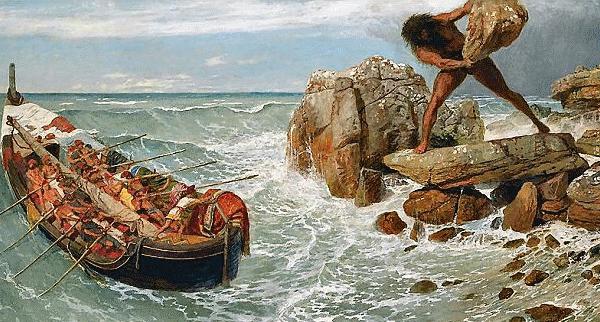 L'incontro con Ulisse, l'uomo dal multiforme ingegno