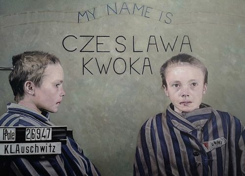 My name is Czesława Kwoka