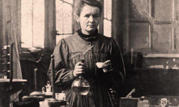 Unachiacchierata con Marie Curie