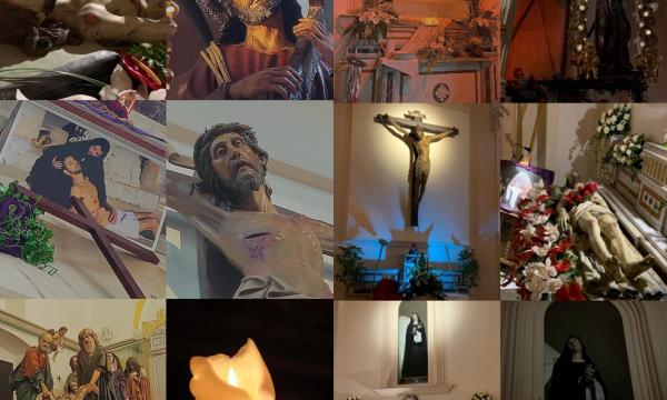 Una Pasqua a distanza, anche dalle tradizioni