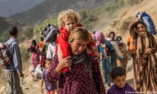 La vera storia degli Yazidi, il popolo dimenticato dal mondo